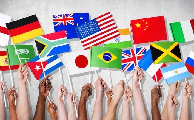 Des applications d'apprentissage de langues étrangères