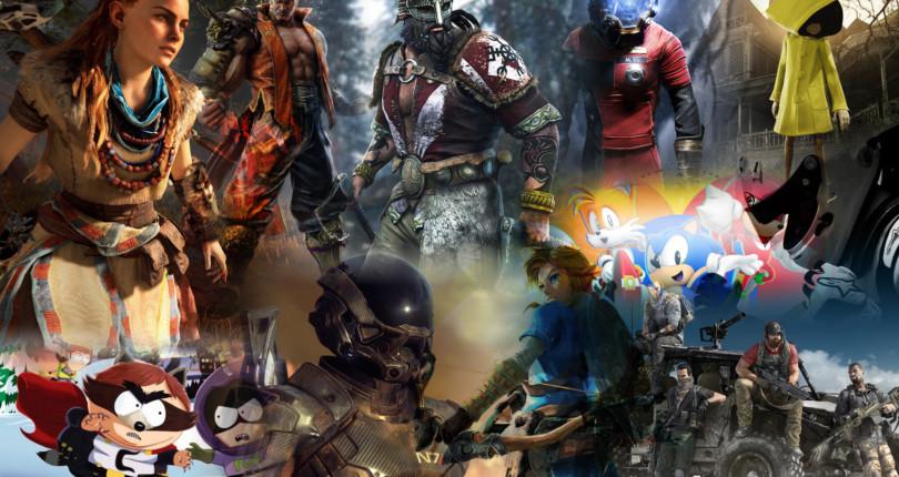 Les personnages les plus célèbres dans les jeux vidéo
