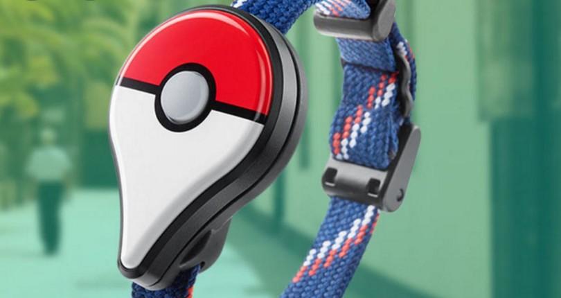 La sortie du bracelet Pokémon Go reportée