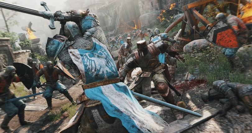 For Honor : Bientôt sur Xbox one et sur PS4