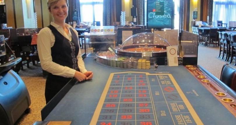 Travailler dans un casino : les meilleurs métiers